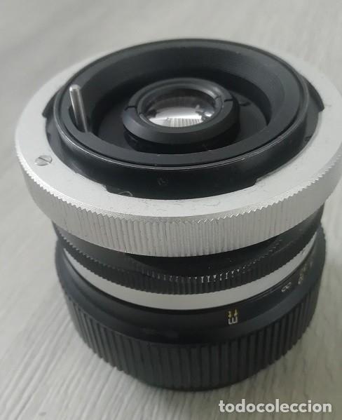 Cámara de fotos: Objetivo vintage. marca:Super-Lentar 35mm - Foto 11 - 134749662