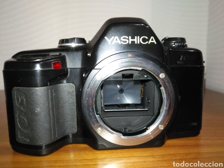 Cámara de fotos: Lote 6 objetivo cámara + camara yashica , canon lens panagor zykkor vivitar soligor - Foto 18 - 145473522