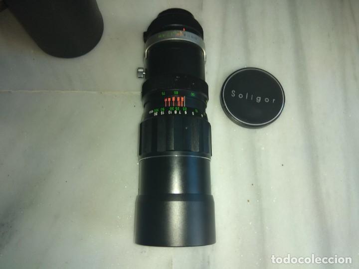 Cámara de fotos: OBJETIVO SOLIGOR AUTO- ZOOM F=75 MM - 260 MM - Foto 2 - 155388338