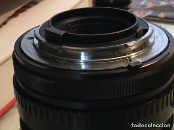 Cámara de fotos: OBJETIVO MAKINON MC ZOOM 1:3,5 - 4,5 F = 28 - 80 mm Nº 852270 - Foto 24 - 149190144
