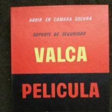 Fotokamera - PAPEL FOTOGRAFICO PELICULA PLANA -VALCA-13X18-SIN ABRIR - 155920166