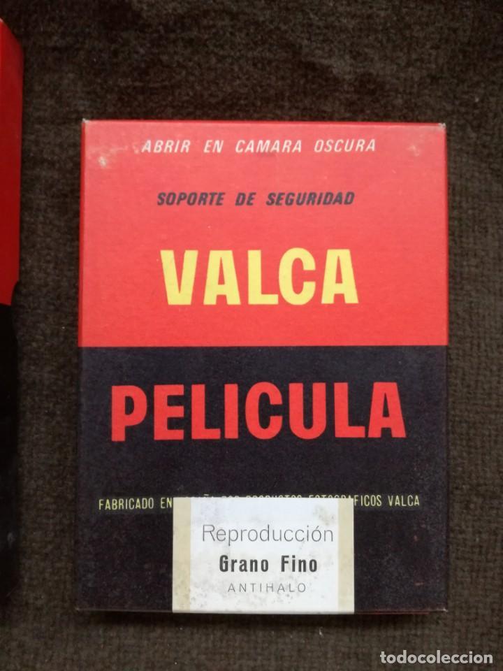 Cámara de fotos: LOTE DE 8 CAJAS DE PAPEL FOTOGRAFICO PELICULA PLANA.VER FOTOS.VALCA,KODAK,GEVAERT... - Foto 7 - 155946498