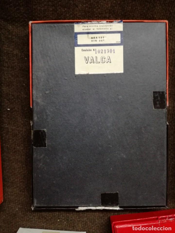 Cámara de fotos: LOTE DE 8 CAJAS DE PAPEL FOTOGRAFICO PELICULA PLANA.VER FOTOS.VALCA,KODAK,GEVAERT... - Foto 12 - 155946498