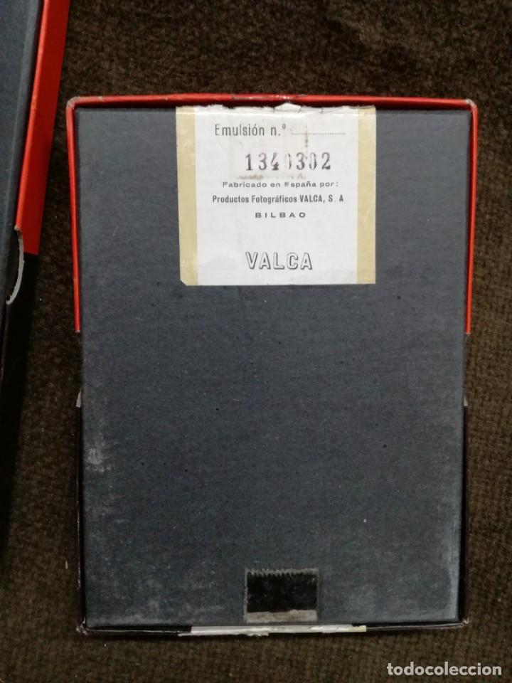 Cámara de fotos: LOTE DE 8 CAJAS DE PAPEL FOTOGRAFICO PELICULA PLANA.VER FOTOS.VALCA,KODAK,GEVAERT... - Foto 14 - 155946498