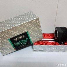 Cámara de fotos: FUELLE YASHICA EXTENSION BELLOWS MODEL III / EN CAJA. Lote 156664422