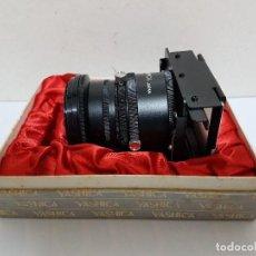 Cámara de fotos: YASHICA SLIDER COPIER (COPIADOR DE DIAPOSITIVAS). Lote 156664874