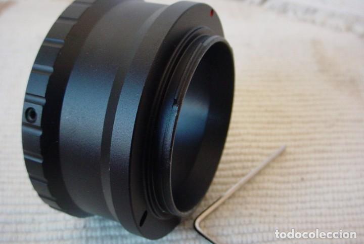 Cámara de fotos: Adaptador para Camara Sony NEX de Objetivos M42 - Foto 3 - 161860272