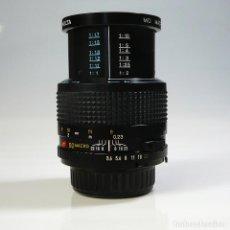 Cámara de fotos: OBJETIVO PARA MINOLTA MD 50MM F 3.5 MACRO. Lote 157753026
