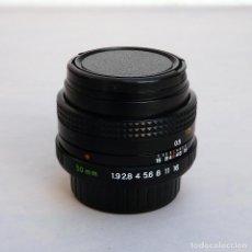 Cámara de fotos: OBJETIVO YASHICA ML 50MM F1.9 C. Lote 157757458