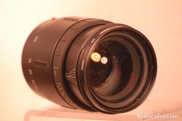 Cámara de fotos: objetivo tamrron sony minolta a.f 28-105-1-4 5.6. estuche tamrron . - Foto 4 - 159215598