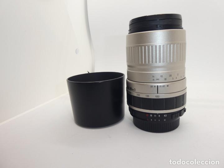 Cámara de fotos: Sigma 100-300 / 4,5-6,7 DL para Nikon - Foto 2 - 159237366