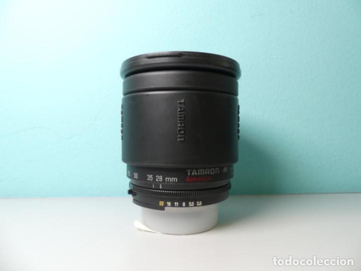 Cámara de fotos: Tamron af 28-200mm f3,8-5,6 aspherical montura Nikon - Foto 2 - 159241058