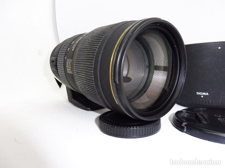 Cámara de fotos: Sigma 70-200mm f2.8 Apo EX DG HSM OS para Olympus 4/3 - Foto 2 - 159472082