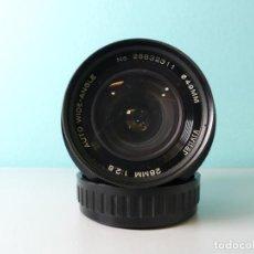 Cámara de fotos - Vivitar 28mm 2,8, montura Pentax - 159657150
