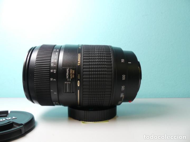 Cámara de fotos: Tamron AF 70-300mm 1:4-5,6, montura Sony/Minolta - Foto 3 - 159722614