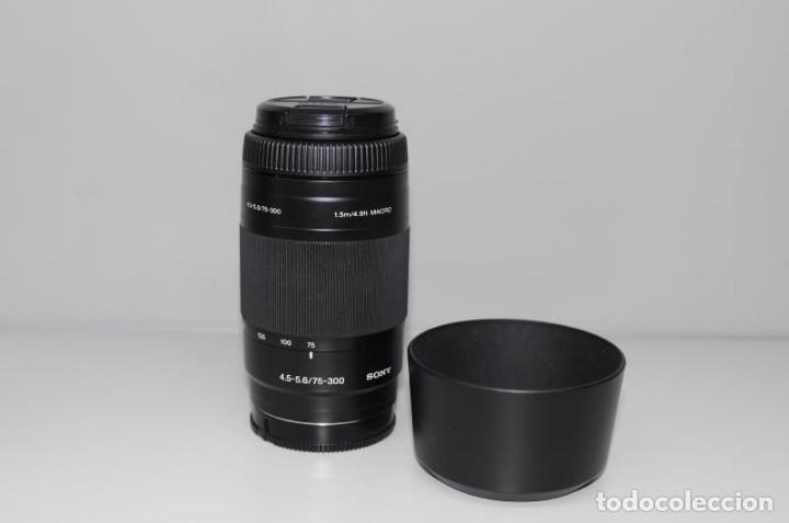 Cámara de fotos: Sony 75-300mm F 4.5-5.6 - Foto 4 - 159727410