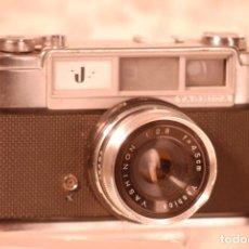 Cámara de fotos: CAMARA YASHICA .J-. Lote 160797210