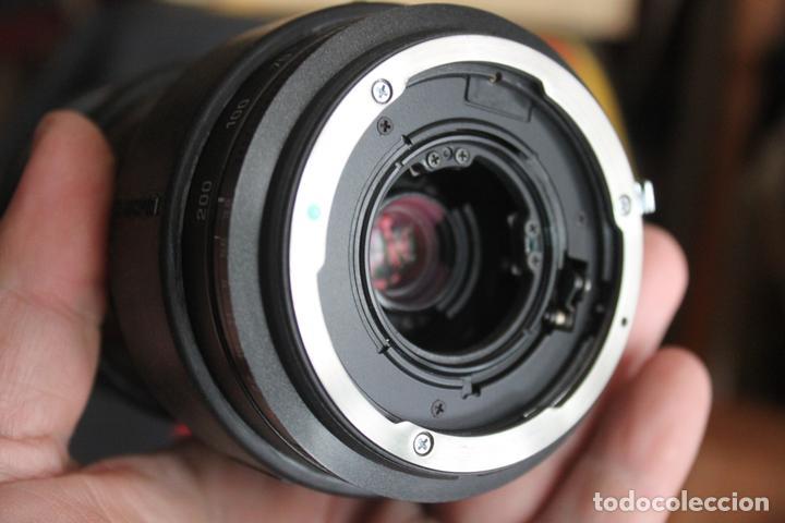 Cámara de fotos: Zoom Tamron 28-200 F:3,8-5,6 - Foto 3 - 161403310