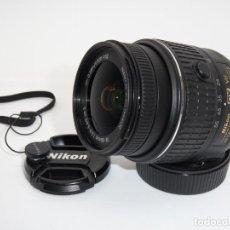 Cámara de fotos: NIKON NIKKOR AF-S DX 18-55 MM F:3.5-5.6G VR II. Lote 161471166