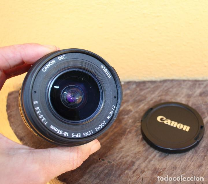 Cámara de fotos: Objetivo corto de cámara Canon - Foto 2 - 178935967