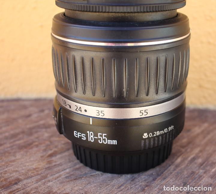 Cámara de fotos: Objetivo corto de cámara Canon - Foto 3 - 178935967
