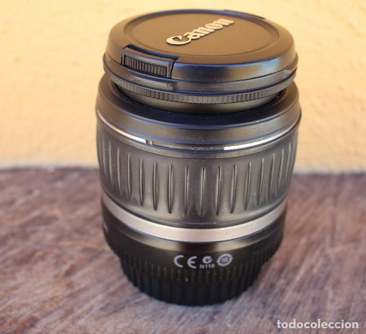Cámara de fotos: Objetivo corto de cámara Canon - Foto 4 - 178935967
