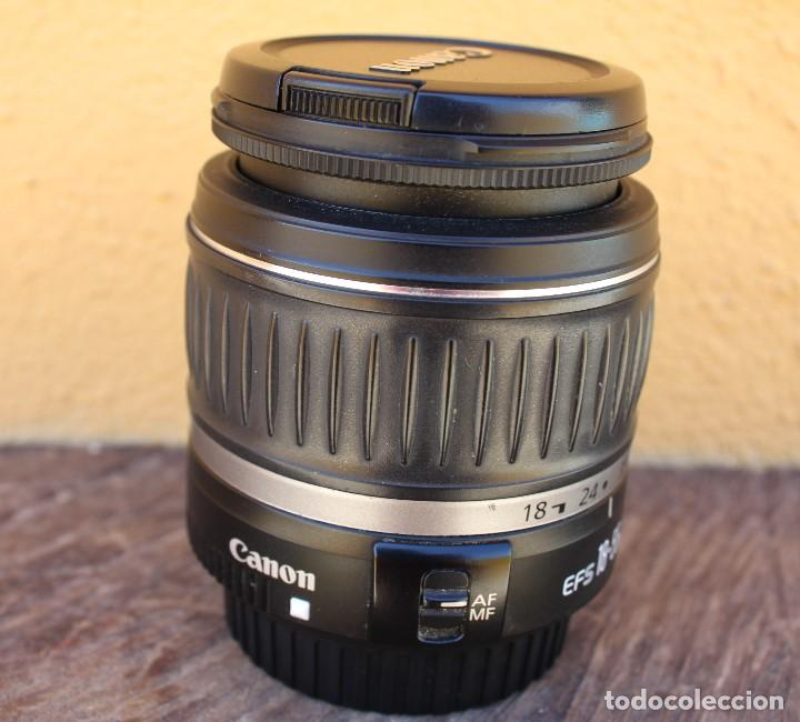 Cámara de fotos: Objetivo corto de cámara Canon - Foto 5 - 178935967
