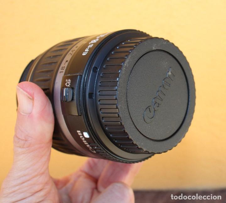 Cámara de fotos: Objetivo corto de cámara Canon - Foto 6 - 178935967