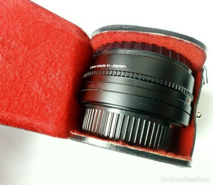 Cámara de fotos: Duplicador para Objetivos MINOLTA: VIVITAR MC TELECONVERTER 2X-5 (Made in Japan) - Foto 5 - 162397538