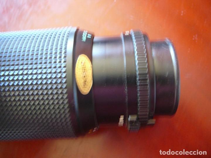 Cámara de fotos: Teleobjetivo Minolta - Foto 4 - 163394626