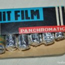 Cámara de fotos: HIT FILM PANCHROMATIC, CAJA DE 6 PELÍCULAS - PARA MINI/MICRO CÁMARAS FOTOGRÁFICAS ANTIGUAS ¡MIRA!. Lote 163776141