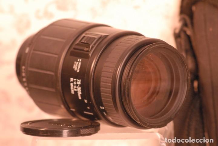 Cámara de fotos: objetivo sigma zoom, macro 70-300 1.4-5.6 para pentax - Foto 4 - 165452590