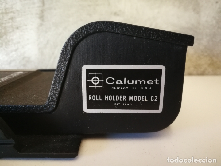 Cámara de fotos: ROLL HOLDER MODEL C2 CALUMET - Foto 8 - 165822174