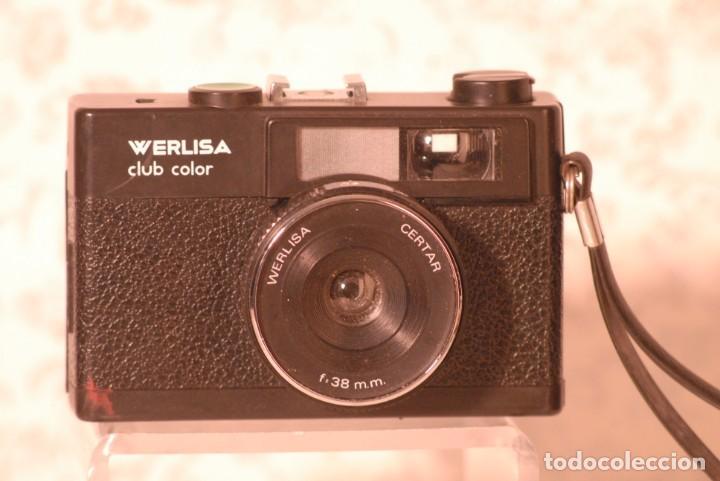 Cámara de fotos: camara werlisa club color correa - Foto 2 - 166124214