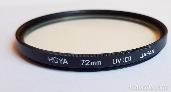 Cámara de fotos: FILTRO HOYA 72 Mn UV EXCELENTE - Foto 2 - 167001060
