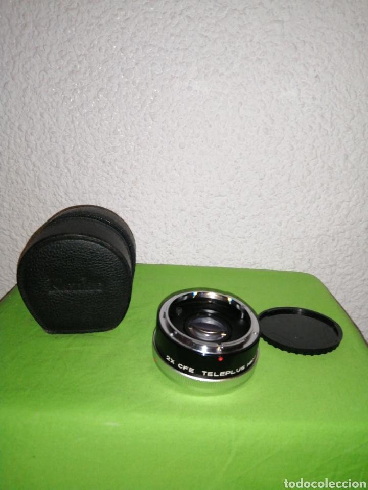 Cámara de fotos: Duplicador Kenko 2x cfe teleplus mc4 - Foto 2 - 167624857
