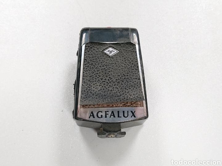 FLASH AGFA AGFALUX (Cámaras Fotográficas Antiguas - Objetivos y Complementos )