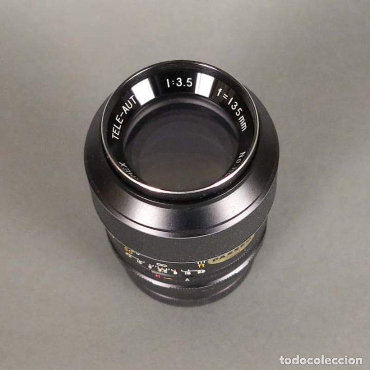 Cámara de fotos: Objetivo Lens Hanimex Tele Auto 1:3,5 f=135mm (BRD) - Foto 5 - 167993824