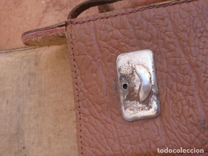 Cámara de fotos: Funda para cámara de fotos de fuelle antigua - Foto 4 - 168024900