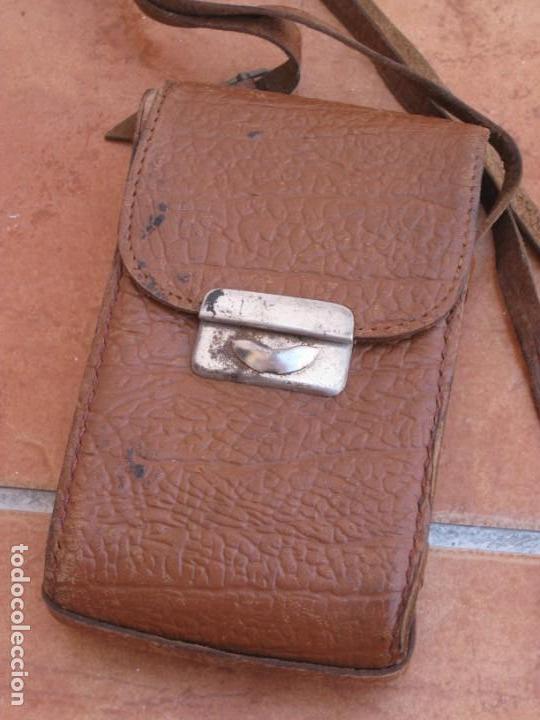 Cámara de fotos: Funda para cámara de fotos de fuelle antigua - Foto 6 - 168024900
