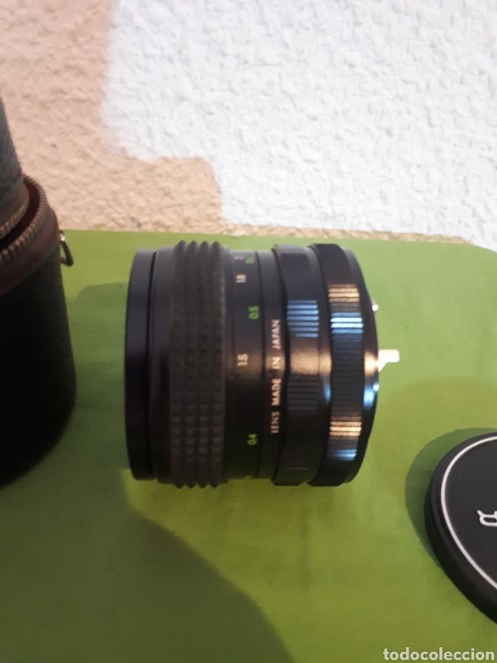 Cámara de fotos: OBJETIVO SOLIGOR WIDE AUTO 1:2.8 f = 28 mm 58 - Foto 3 - 168340966