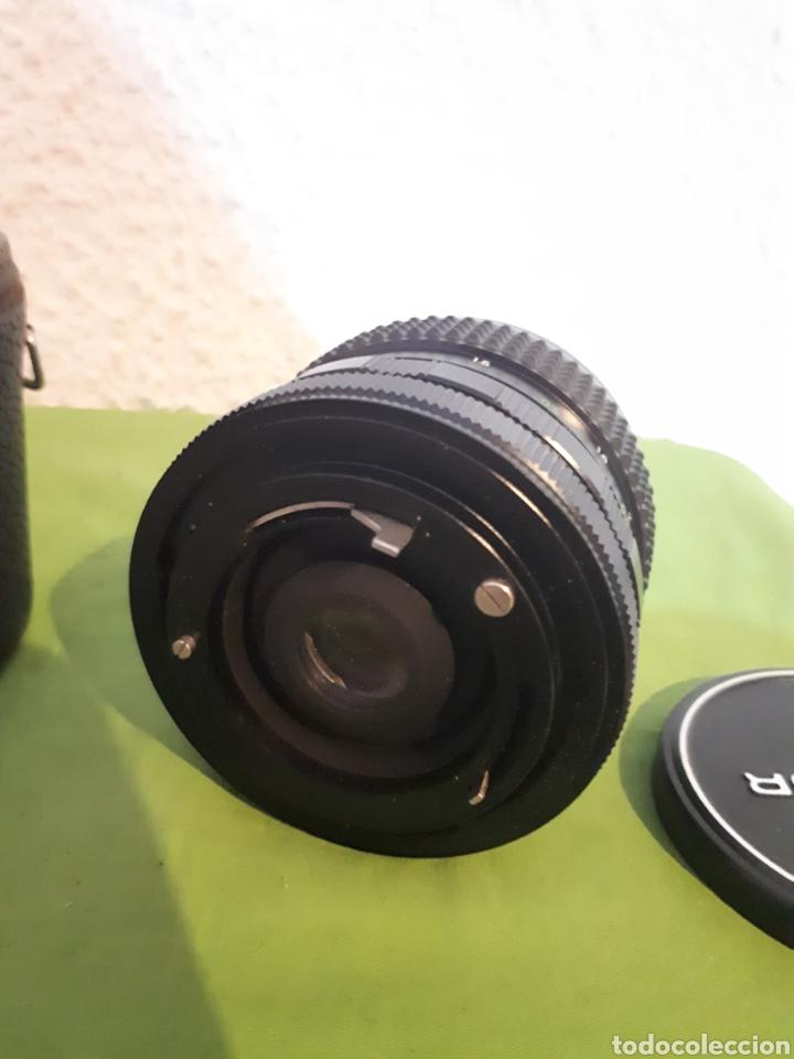Cámara de fotos: OBJETIVO SOLIGOR WIDE AUTO 1:2.8 f = 28 mm 58 - Foto 4 - 168340966