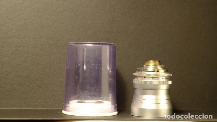 Cámara de fotos: Objetivo mas adaptador Scheneider Kreuznach Retina-Tele-Xenar f.4 135mm + adaptador a fx - Foto 3 - 168387724