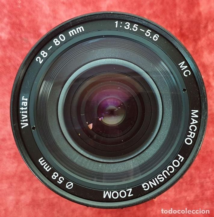 Cámara de fotos: CONJUNTO DE 6 OBJETIVOS PARA CAMARA FOTOGRAFICA. VARIOS MODELOS. AÑOS 70. - Foto 16 - 168543648
