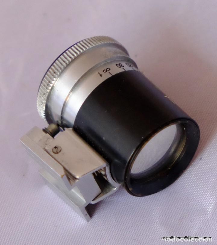 Cámara de fotos: Visor Acall 135 mm. - Foto 3 - 168947064