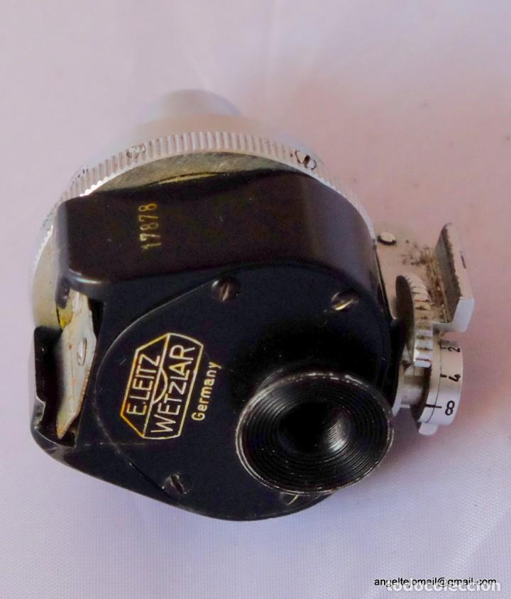 Cámara de fotos: VISOR MULTIFOCAL Leica Widoo. - Foto 3 - 168949784