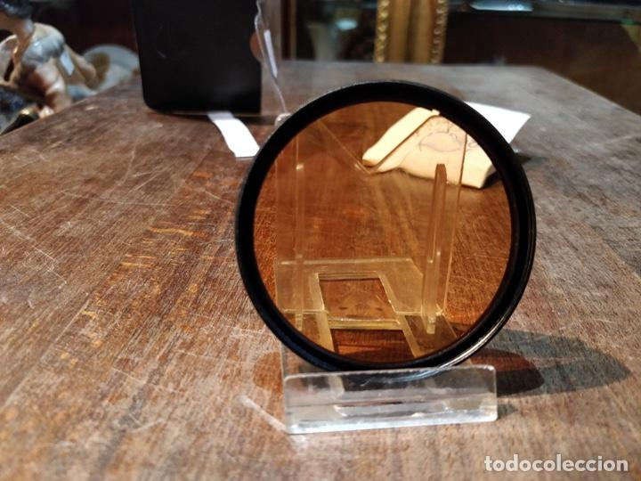 Cámara de fotos: Filtro anaranjado KENKO w12 58mm - funda ROLEV - Foto 5 - 169964604