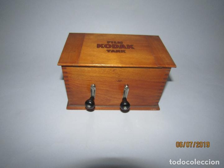 Cámara de fotos: Antiguo Tanque de Revelado FILM KODAK TANK - Foto 3 - 170375860
