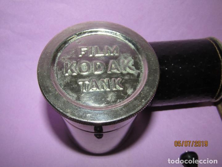 Cámara de fotos: Antiguo Tanque de Revelado FILM KODAK TANK - Foto 5 - 170375860