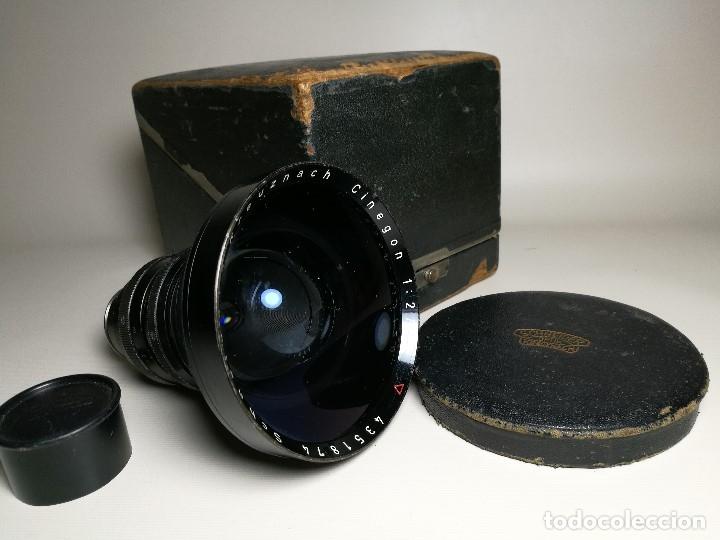 Cámara de fotos: OBJETIVO Schneider Kreuznach Cinegon 20 mm f/2 Arriflex Standard Mount - Foto 4 - 170486008
